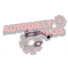 rúrka egr ventilu AUDI A4 (B6) A6 (C5) SKODA Superb I VW Passat, 1.9 TDI, 038131521AJ rúrka egr ventilu AUDI A4 (B6) A6 (C5) SKODA Superb I VW Passat, 1.9 TDI, 038131521AJ 038131521AJ 14SKV707