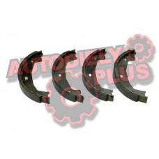 čeľuste ručnej brzdy 161MM BMW E46 01-  34416755273 HST-BM-009