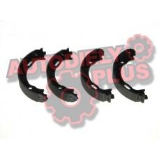 čeľuste ručnej brzdy CHRYSLER 300C 04- PACIFICA 06  1634200220 HST-CH-016